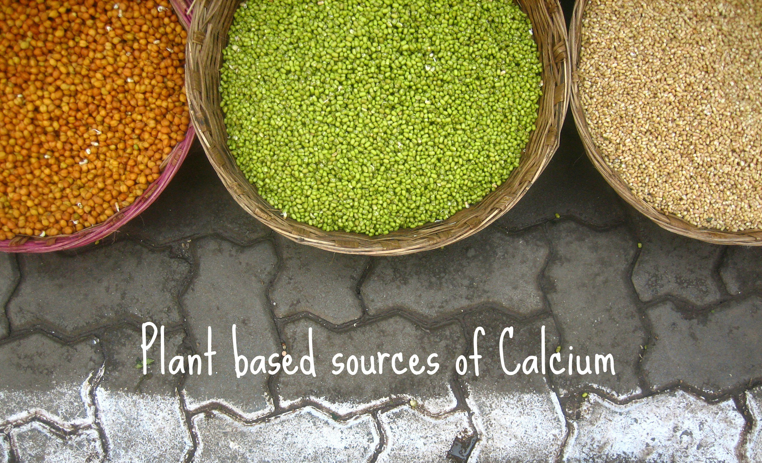 Plant Based Sources Of Calcium