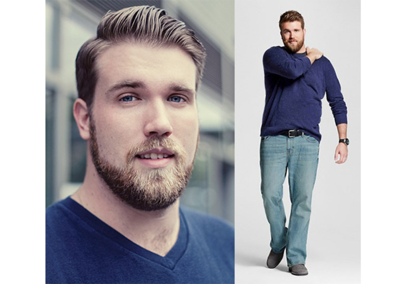 Meet the Plus-Size Male Models Who Just Might Change the Fashion ...