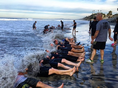 Sealfit Navy SEAL Surf Torture