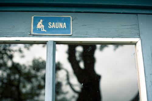 Sauna_entry