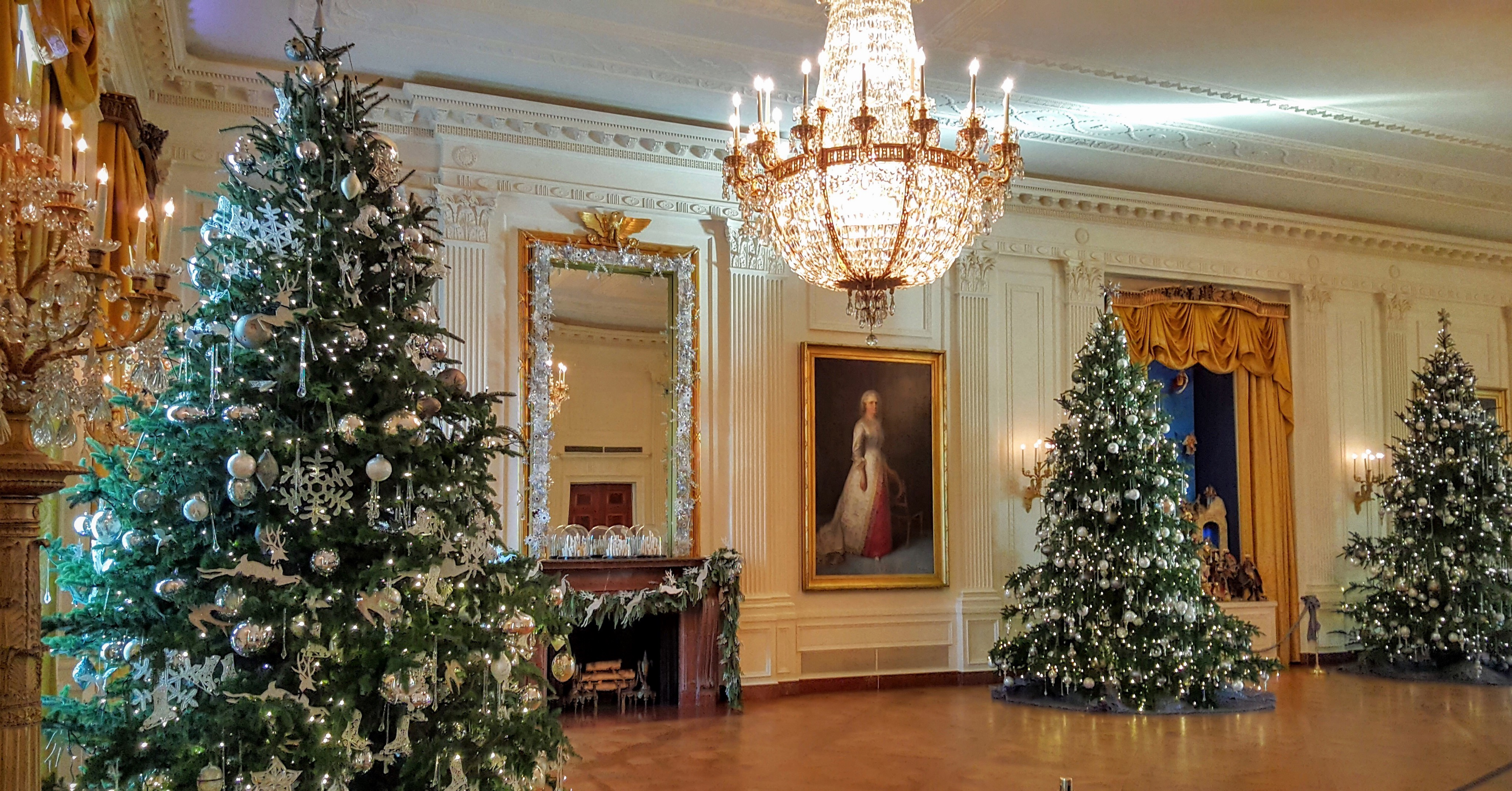 Holidays At The White House Huffpost