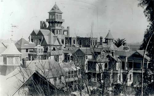 Winchester Mystery House Puts A Paranormal Twist On The