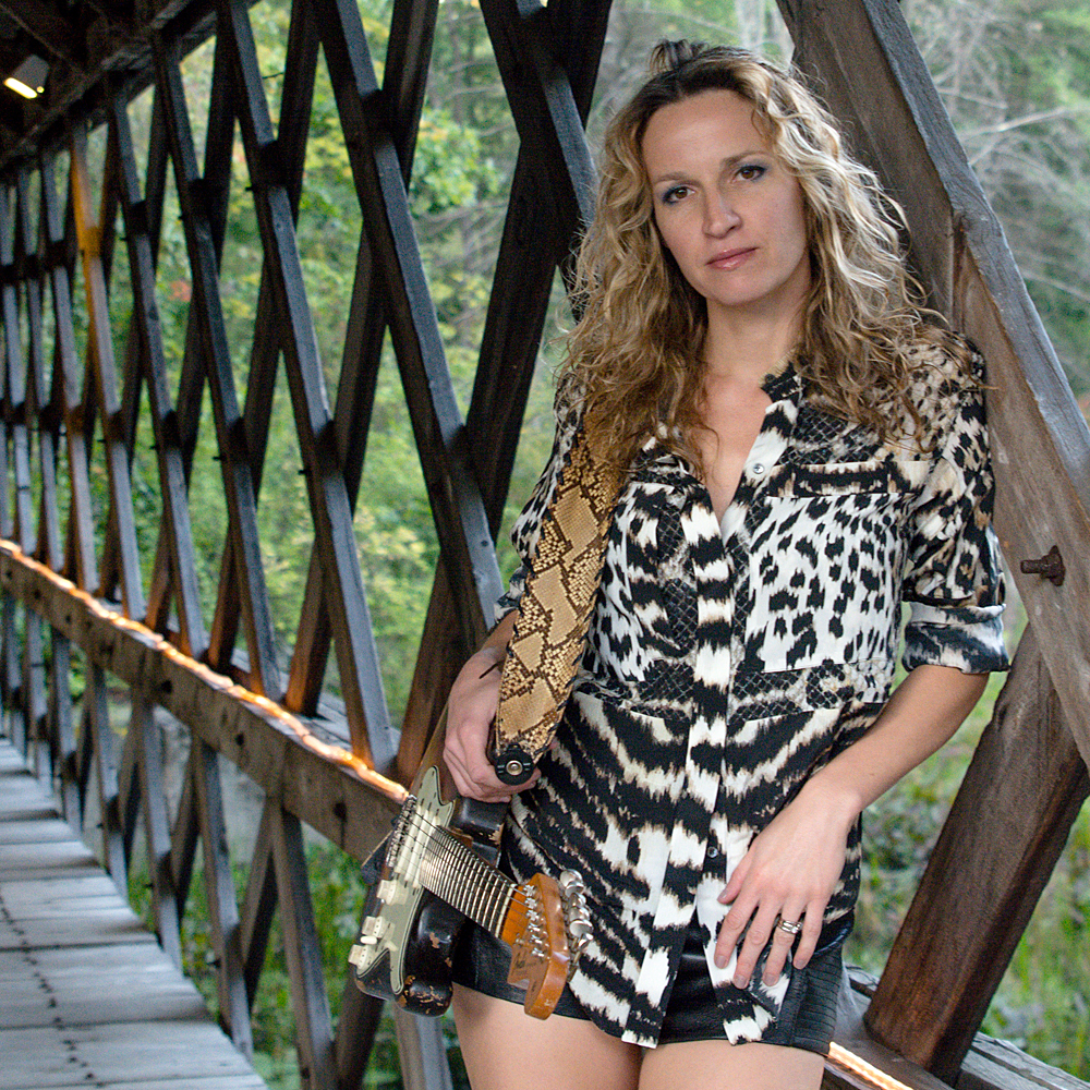 As one of the most popular contemporary female blues artists in the ...