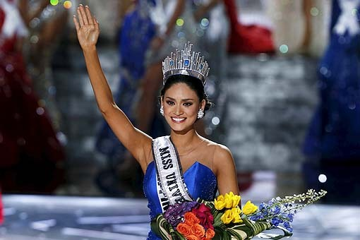 Dear Pia Alonzo Wurtzbach, Miss Universe 2015, Confidently