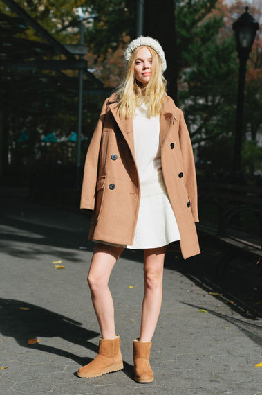 Yes You Can Make Uggs Cute Come See 3 Outfits Rachel Zoe