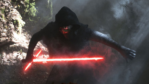 The Good And Bad Of Kylo Ren Huffpost