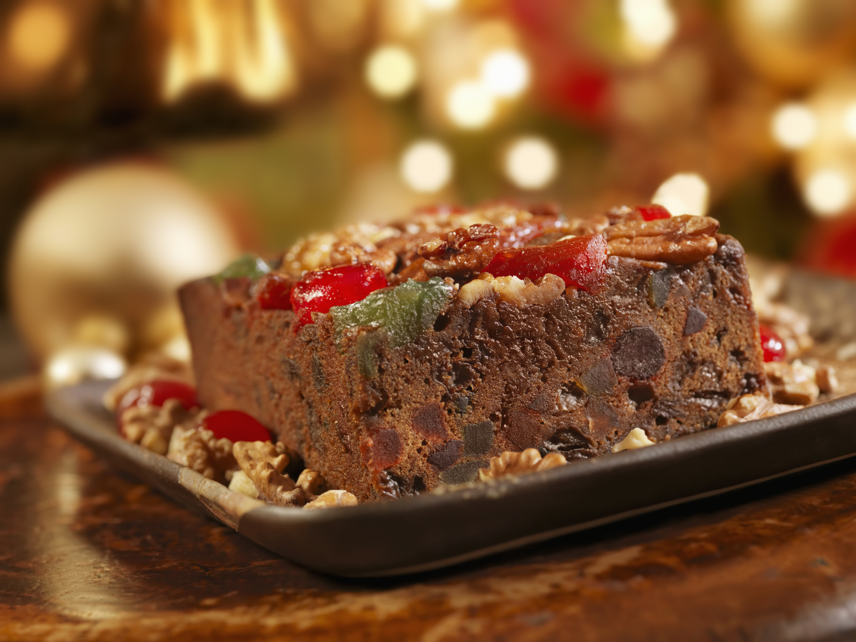 how did the fruitcake become a national joke and can it be redeemed - When Did Christmas Become A National Holiday