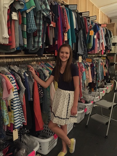 Behind The Scenes With 12 Year Old Actress Olivia Sanabia