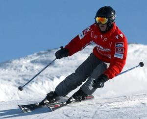 Michael Schumacher: Vor zwei Jahren veränderte ein Ski-Unfall