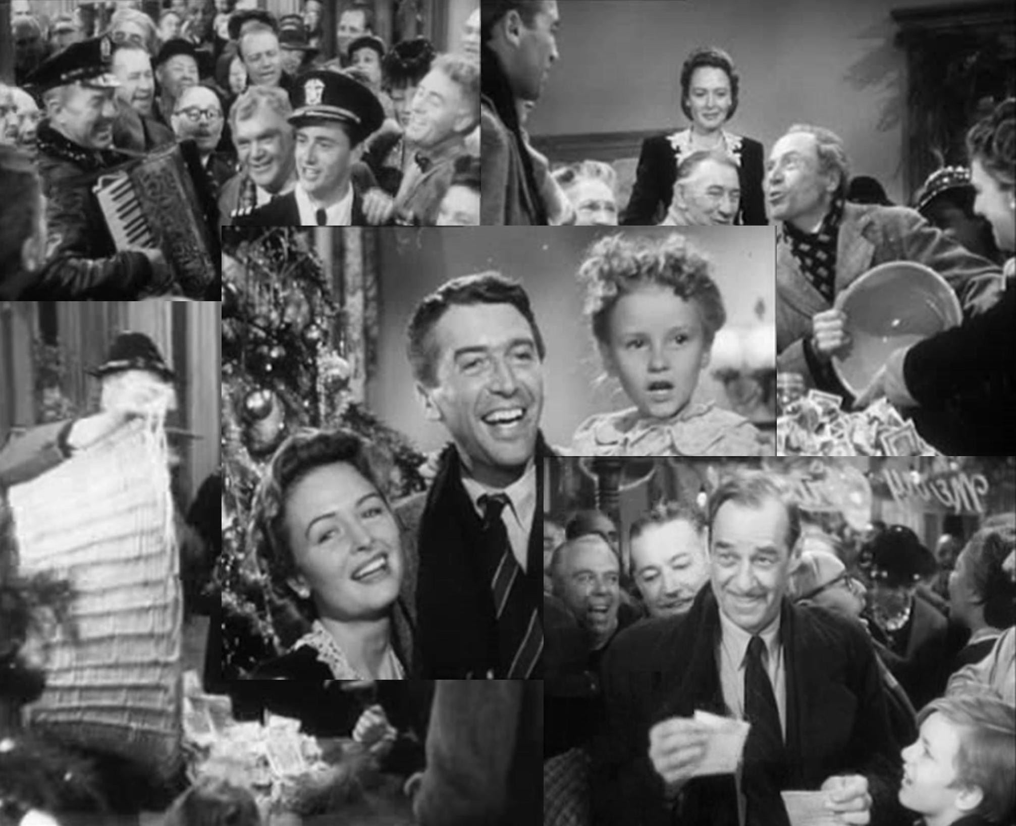 how you can be like george bailey and the people of