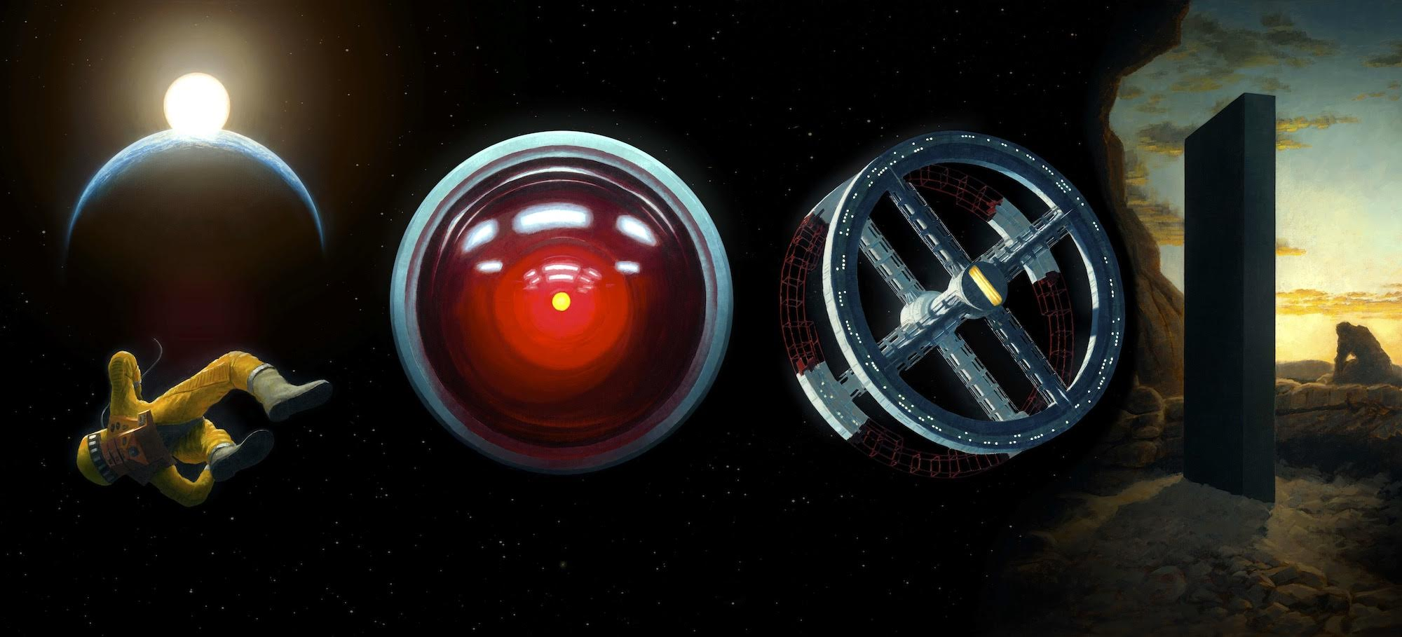 a critical analysis of the movie space odyssey