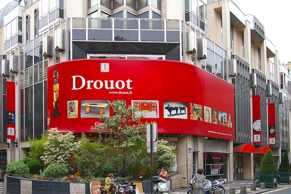March de l 39 art l 39 inexorable d clin de drouot - Hotel de ventes drouot ...