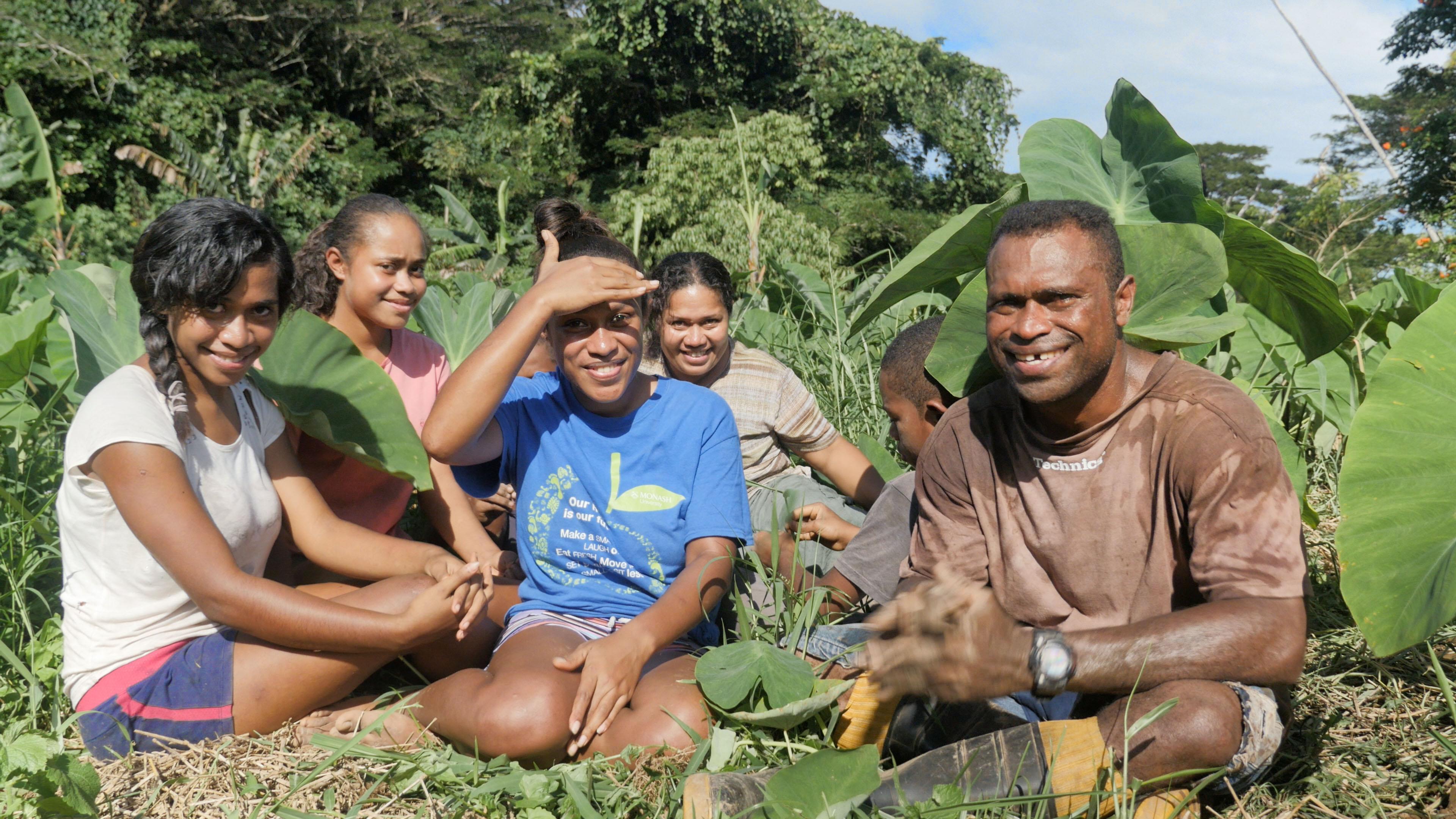 Making Fijian Farmers Healthier And Wealthier