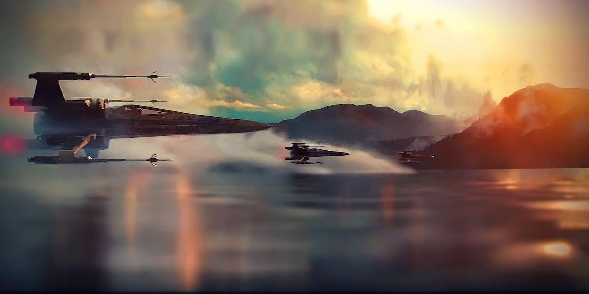 star wars the force awakens full movie  linkinstmank