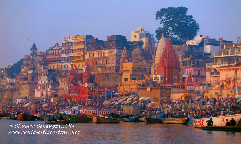 Hindu Ritual Aesthetics and the 'Ganga Aarti' at Varanasi ...