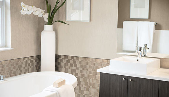 8 Cheap Easy Ways To Upgrade An Ugly Bathroom Huffpost