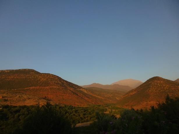 High Atlas Mountains, Morocco