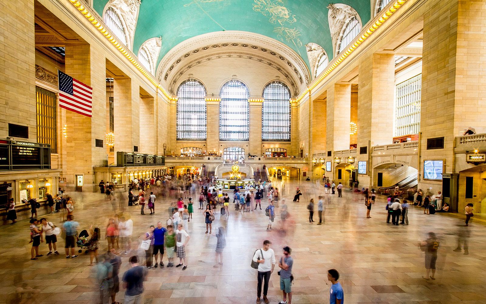 Secrets of new york city 39 s grand central terminal huffpost for Grand tableau new york
