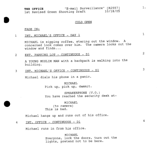 the screenwriter s simple guide to formatting television scripts