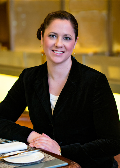 Interview With :   Carrie Lyn Strong, Wine Director at Chef Charlie Palmer's flagship, Aureole