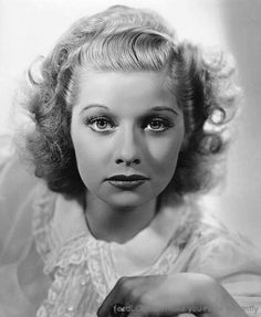 Lucille Ball young life