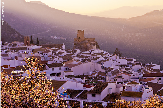 Villages of Andalucia © Michelle Chaplow