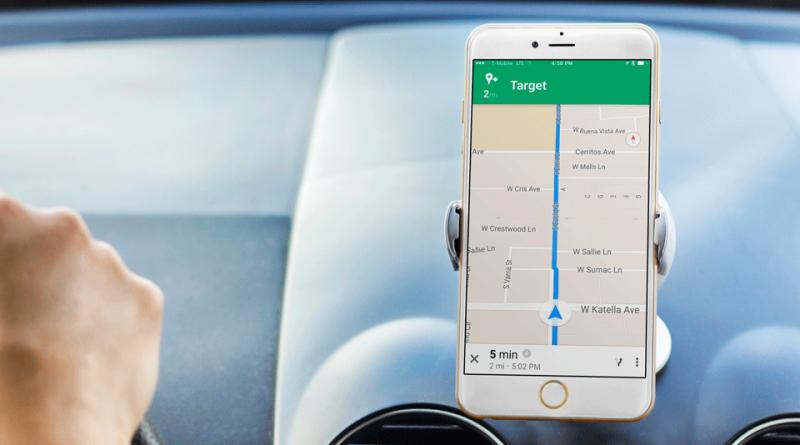 Выбор области карты google maps для офлайн-навигации