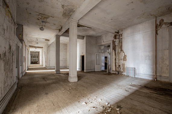 The Most Insane Abandoned Places In New York City Huffpost