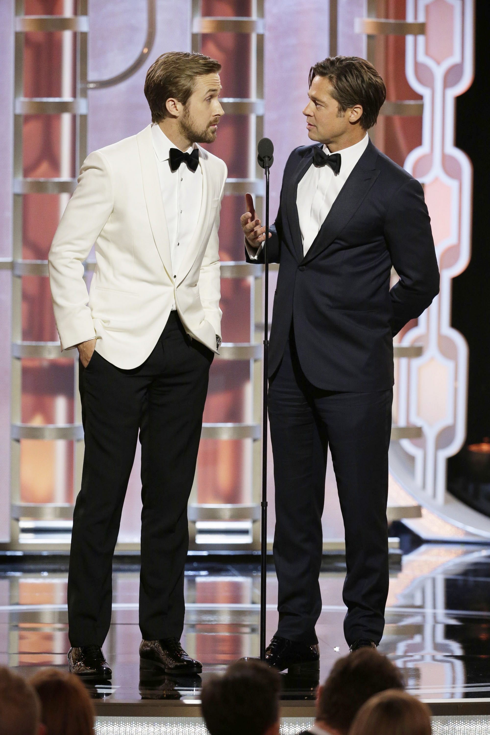 Golden Globes Mens Fashion