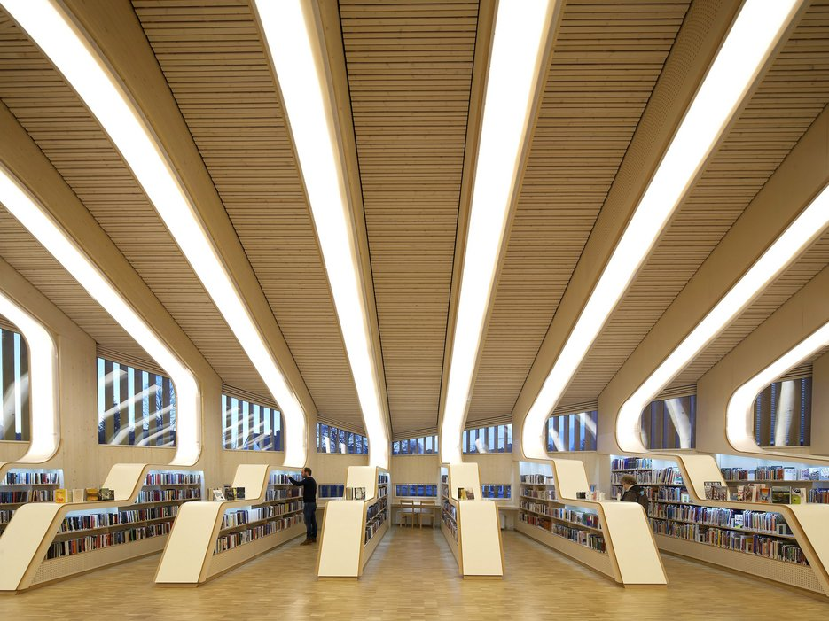 The World 39 S Most Beautiful Libraries Huffpost