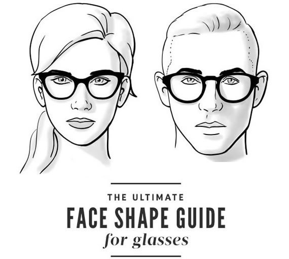 How To Choose Glasses For Your Face Shape | HuffPost Canada