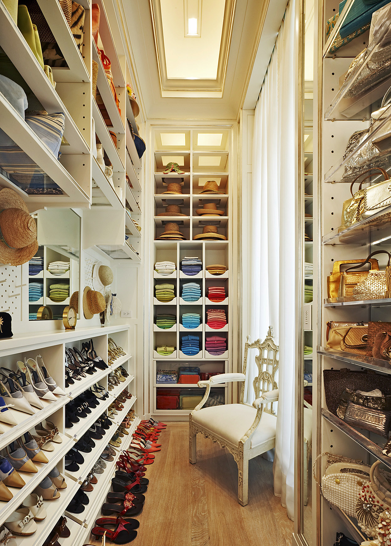 how to organize your closet like a pro | huffpost life