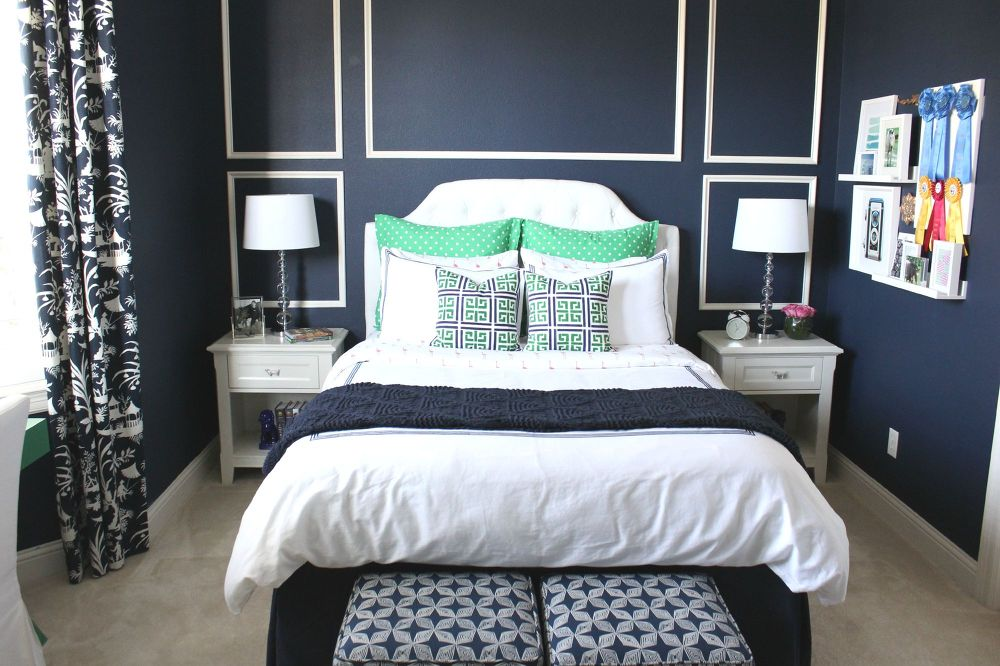 These are the hottest paint colors for 2016 according to for Beautiful bedrooms 2016