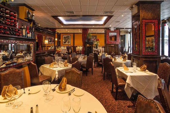 Actor Chazz Palminteri Opens A Classic Italian Restaurant In NYC