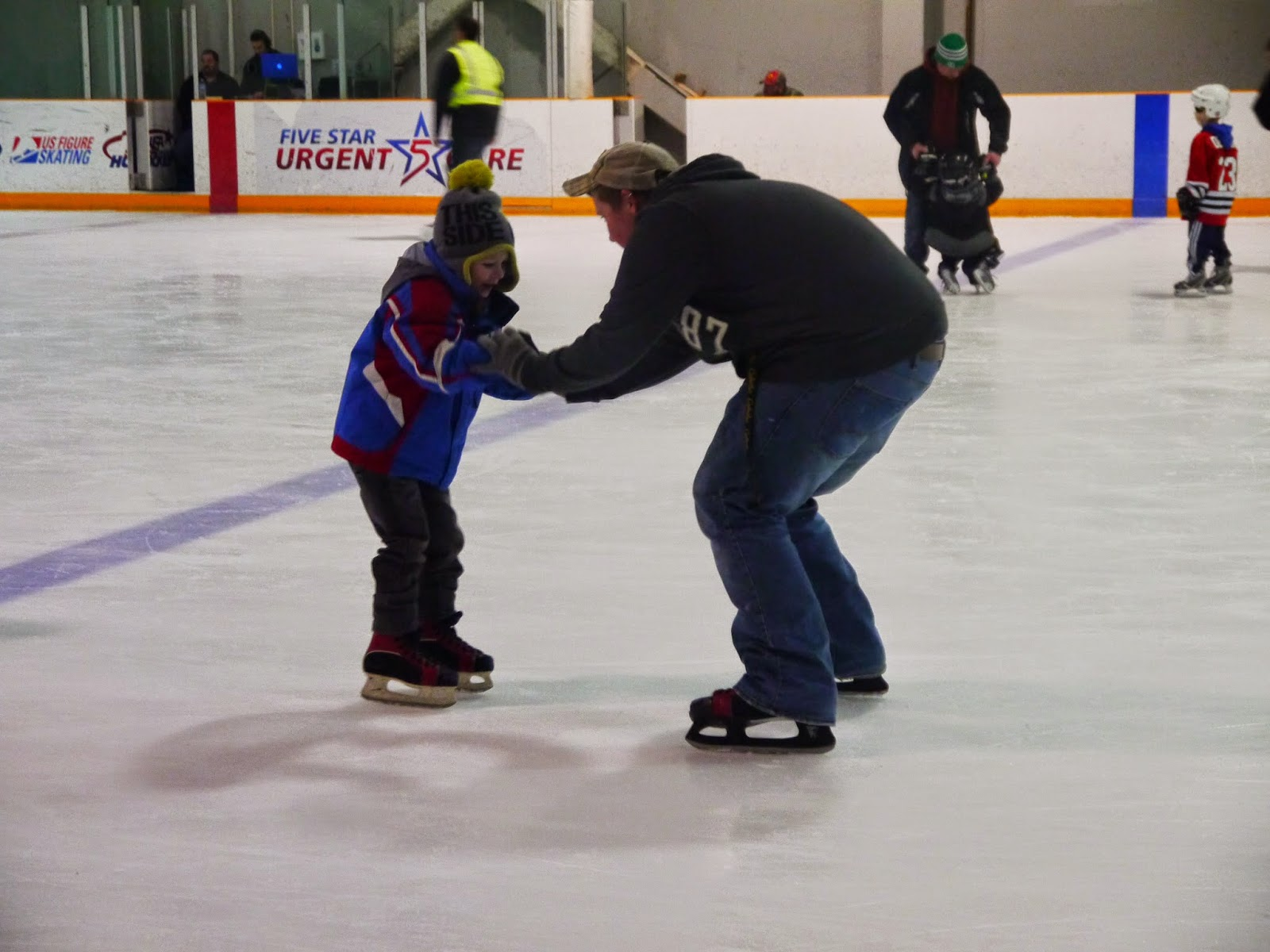 How to Ice Skate with kids | HuffPost