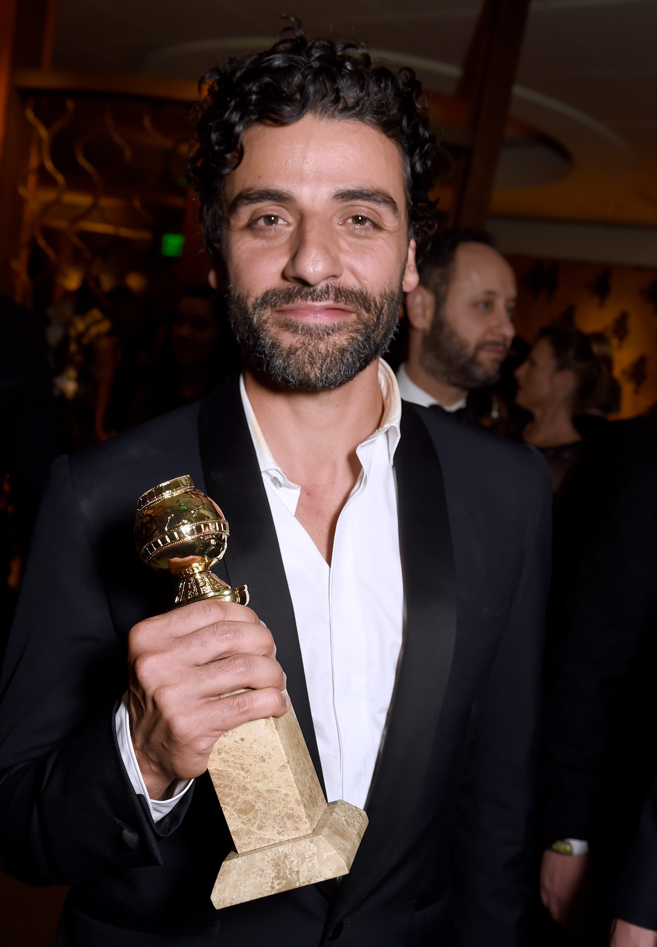 Hbo Golden Globes Party Dazzled Huffpost