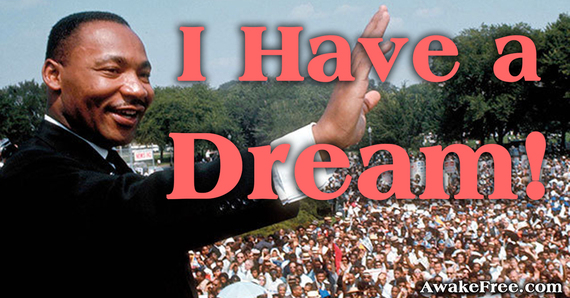 Martin Luther King Jr MLK Speech Quotes I Have A Dream