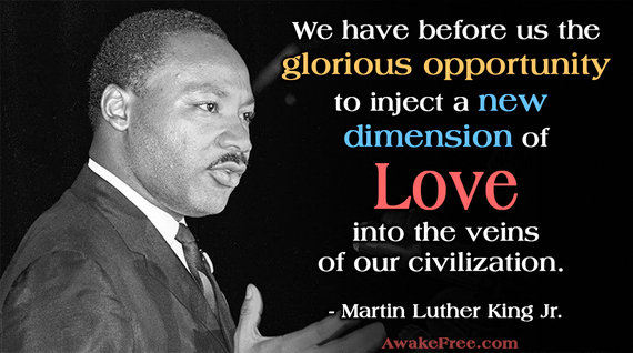 Superior MARTIN LUTHER KING JR Opportunity For Love