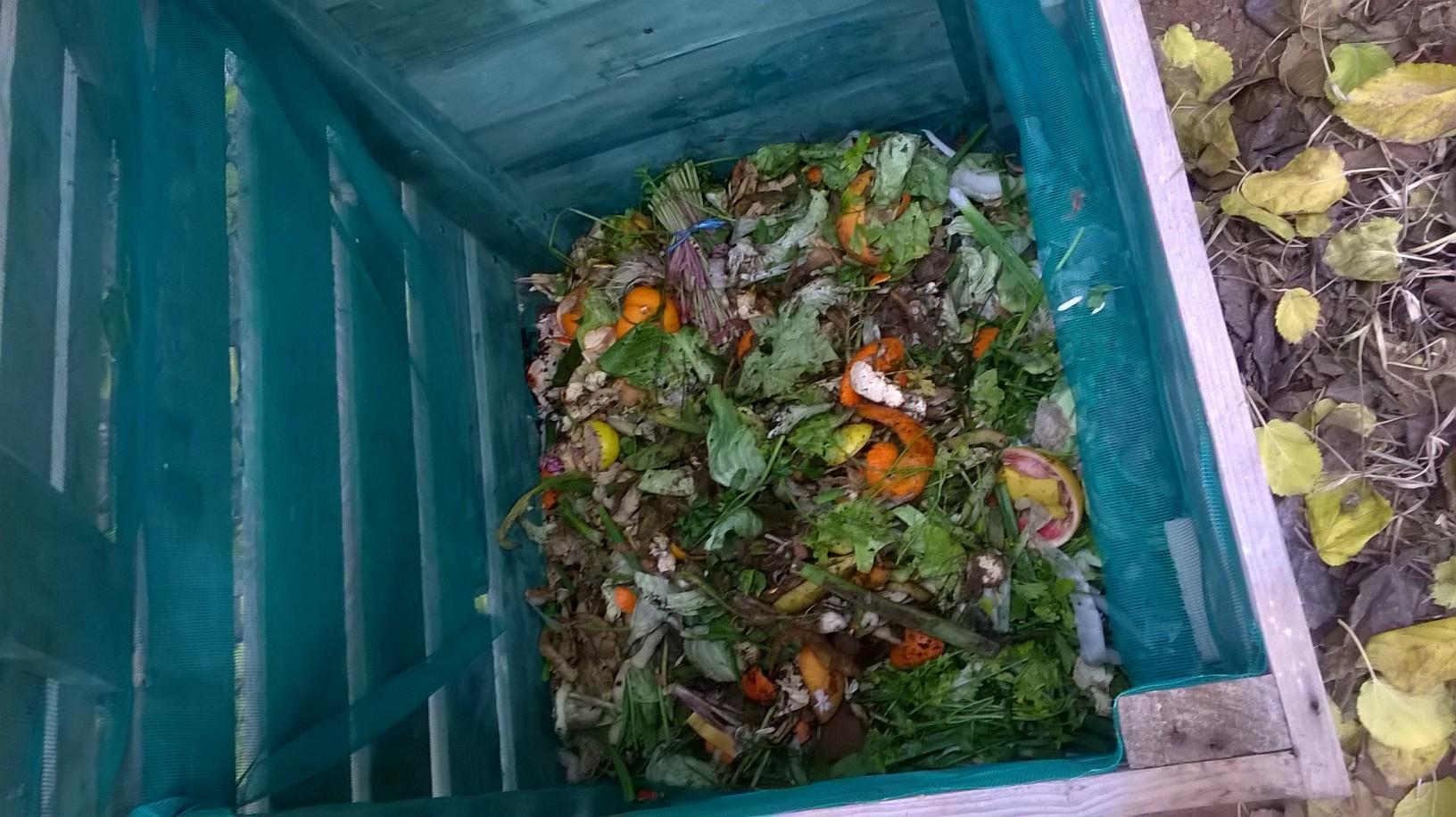 mettez votre poubelle au r gime compost azza tlili. Black Bedroom Furniture Sets. Home Design Ideas