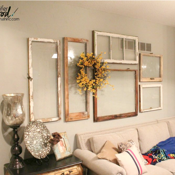 53 Gorgeous Ways To Dress Your Blank And Boring Walls