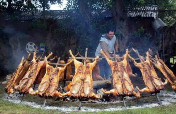 Grilling in argentina the beef capital of the world - Barbecue argentin ...