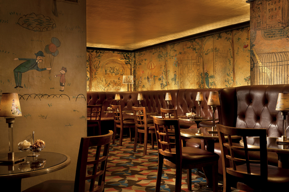 Experience Old New York at its Finest at Bemelmans Bar at the