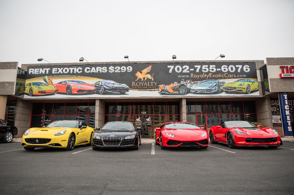 Exotic Car Rental Las Vegas >> Meet The Young King Of The Vegas Exotic Car Rental Scene Houston
