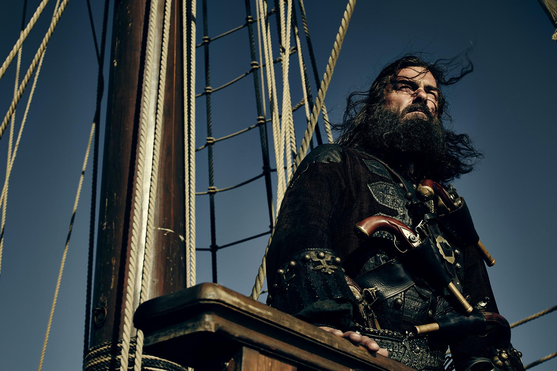 Black Sails: Ray Stevenson to Play Blackbeard | Variety