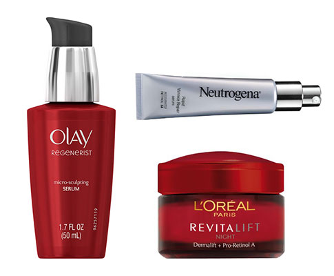 The Drugstore Anti Aging Products Dermatologists Always Recommend
