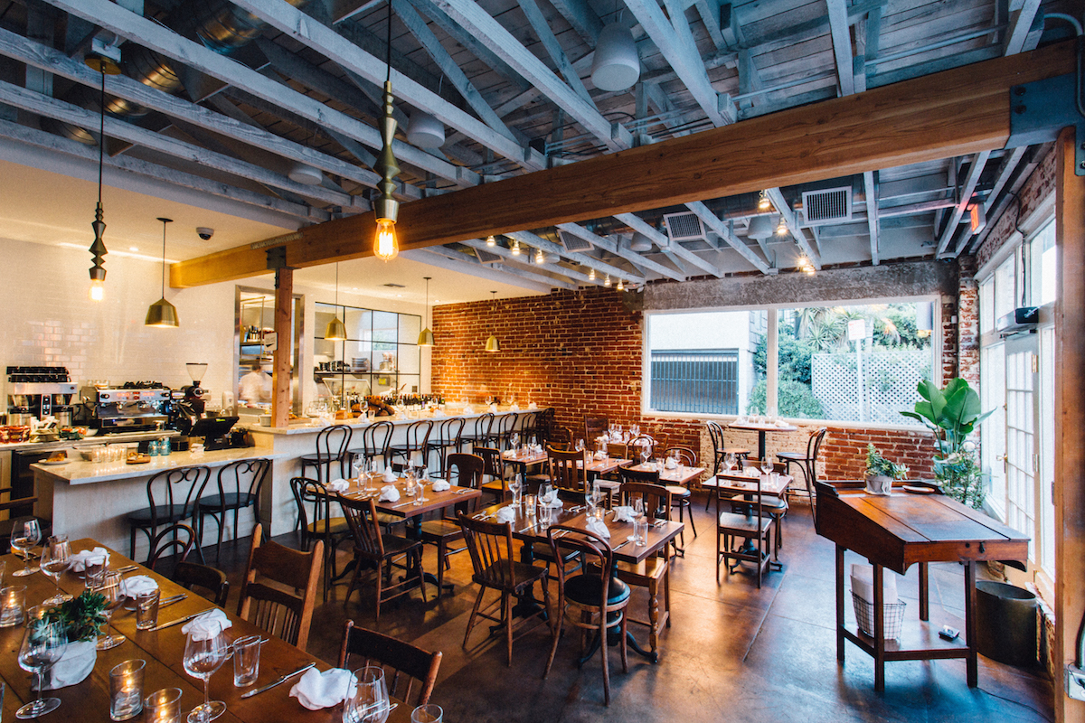 12 romantic restaurants to impress a date huffpost for Romantic restaurants in california