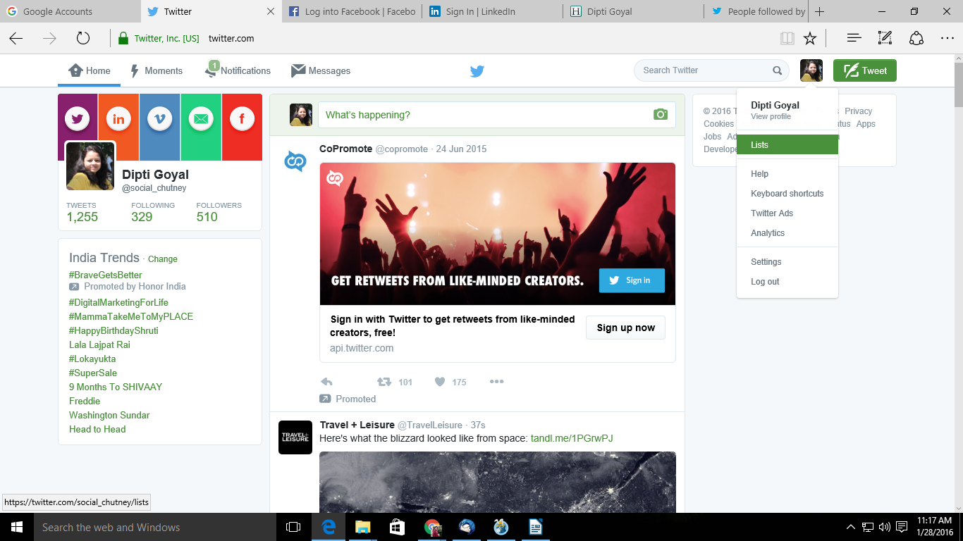 how to change your twitter from private to public