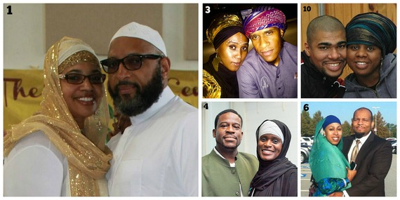 Black muslim dating