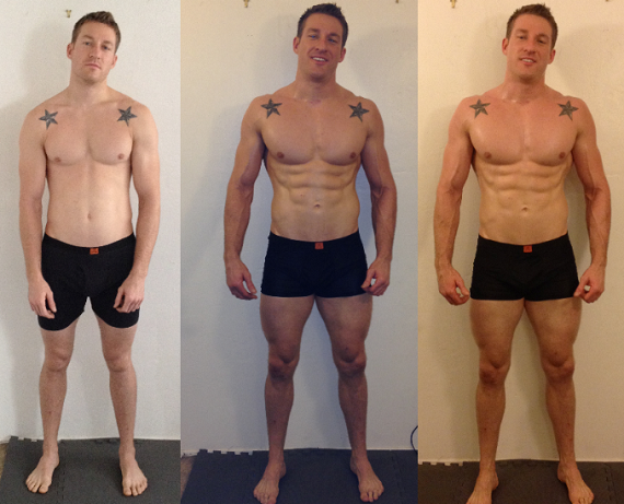 anabolic diet cutting results