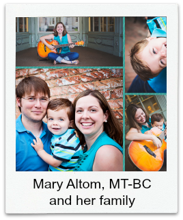 Mary Altom, MT-BC